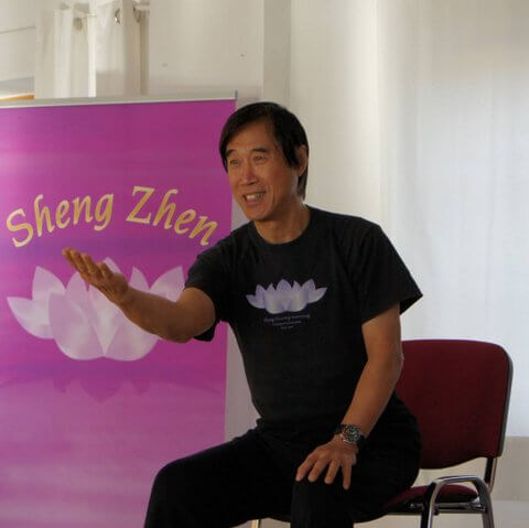 Qi Gong Workshop, Meister Li Junfeng