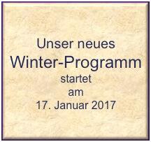 Winter-Programm 2017